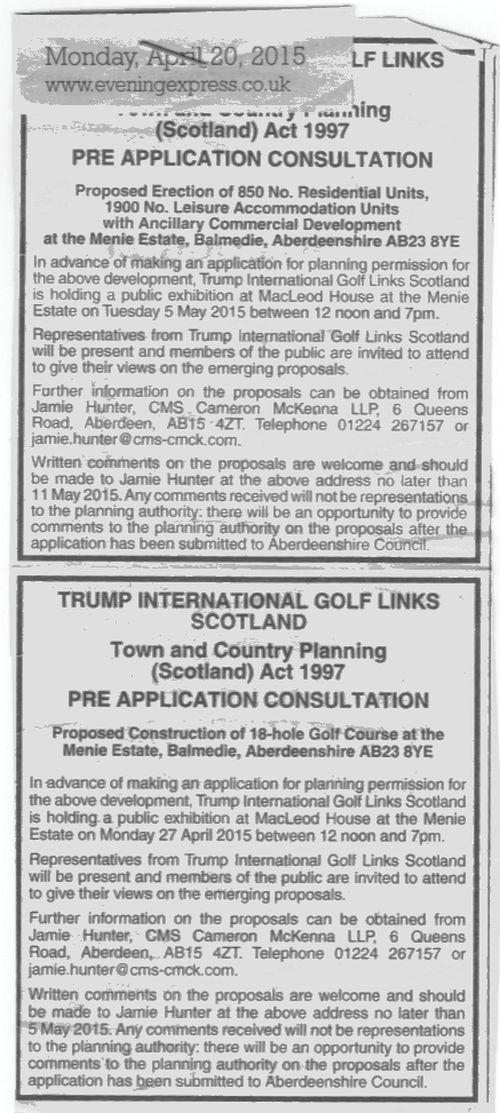 E.express Trump Consult