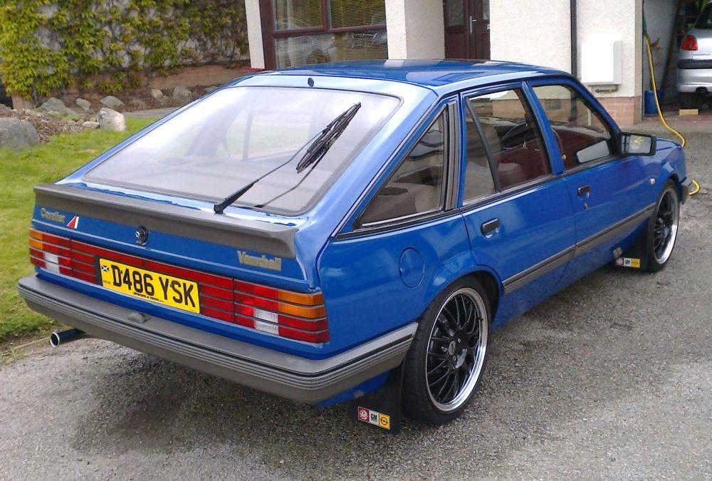 VauxhallcavalierGTM