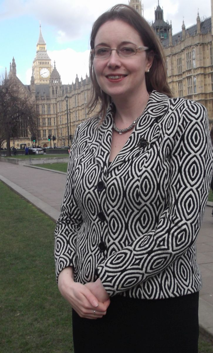 Eilidh Whiteford, Parliament [2015]