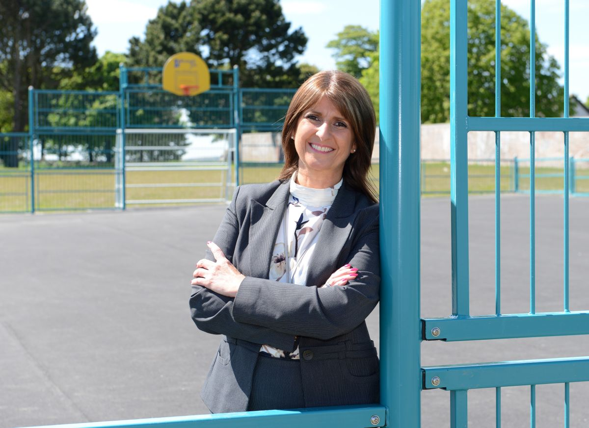 Michelle Herd, chief executive, Aberdeen Greenspace 1