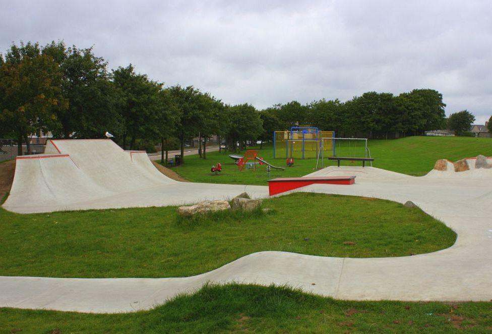 Kincorth Skatepark 2a