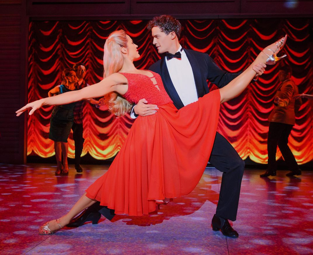 Dirty dancing at hmt duncan harley reviews aberdeen voice Kellermans dirty dancing