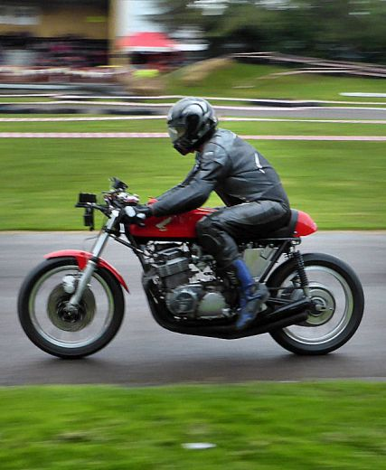 Motorcycle Convention Returns To Transport Museum