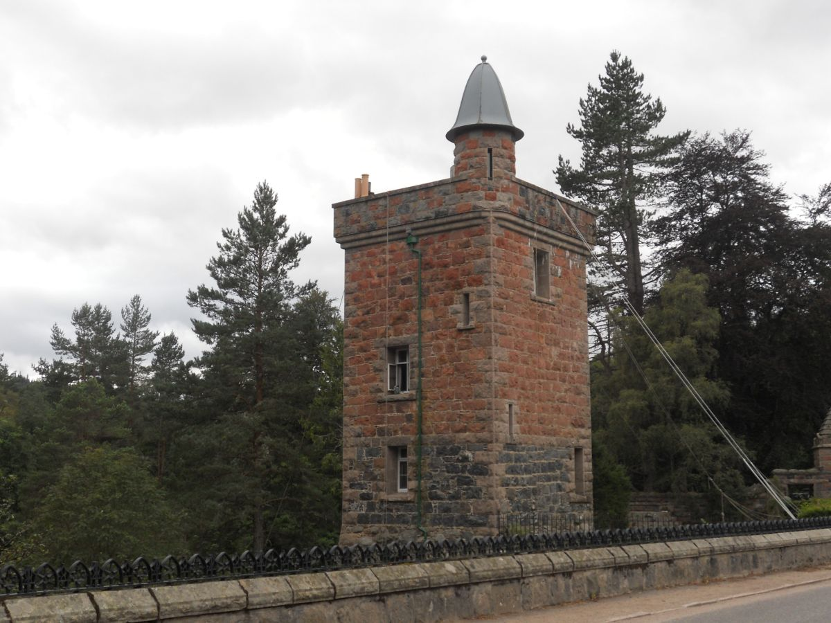 Glen Tanar Tower O' Ess