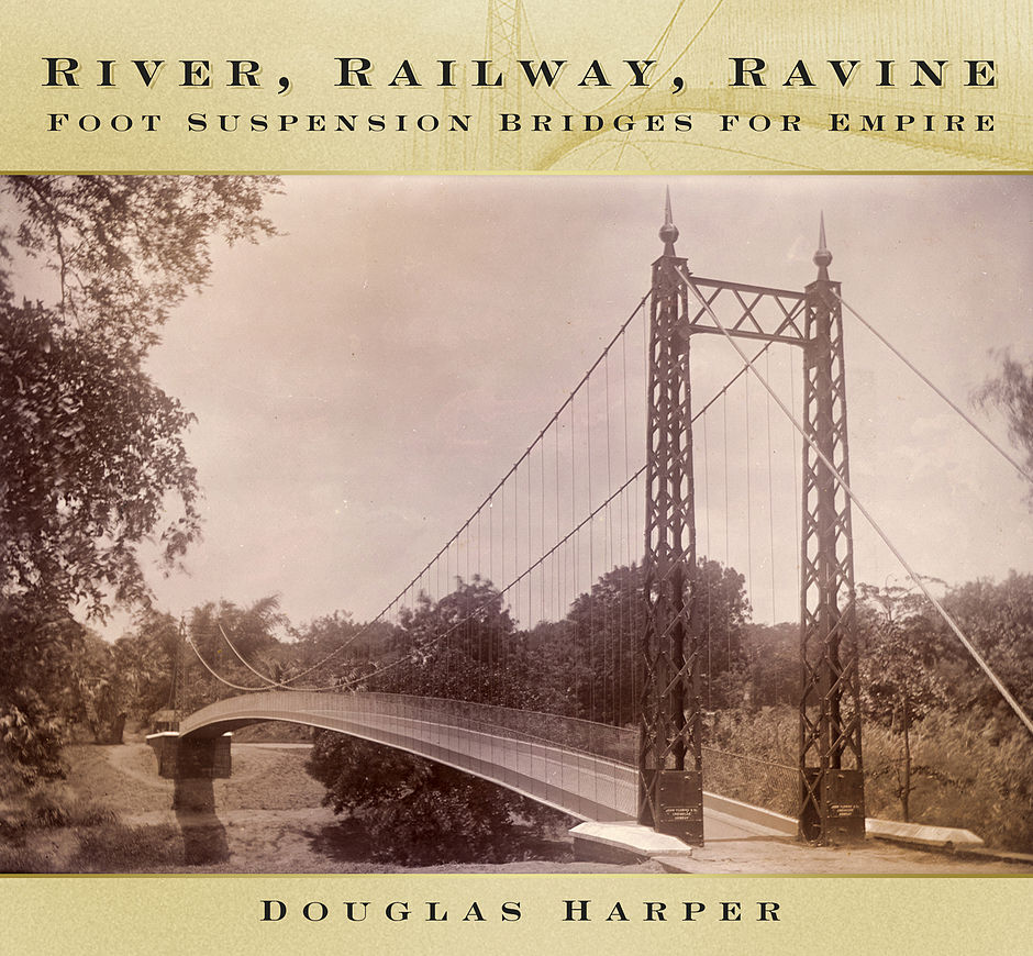 Book_Cover_Douglas_Harper_Rivers Railways, Ravines