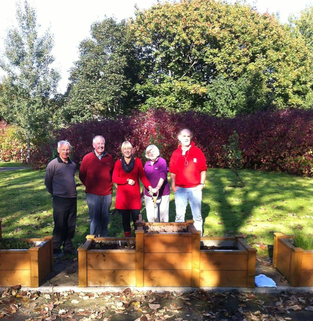Brighter Bucksburn Raised Beds