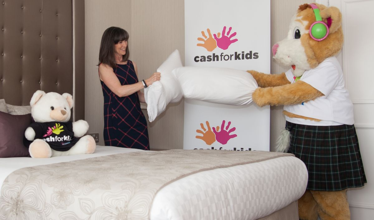 Scottish Bed Making Chmpionship 2016 launch