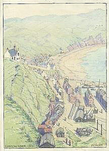 Gardenstown_Image_courtesy_Moray Museums Service