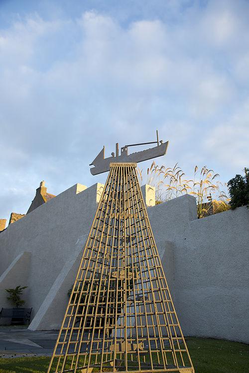 Perer_Anson_Memorial_Sculpture courtesy Duncan Harley