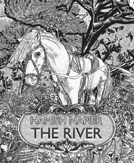 Hamish Napier's 'The River' -  Duncan Harley Reviews