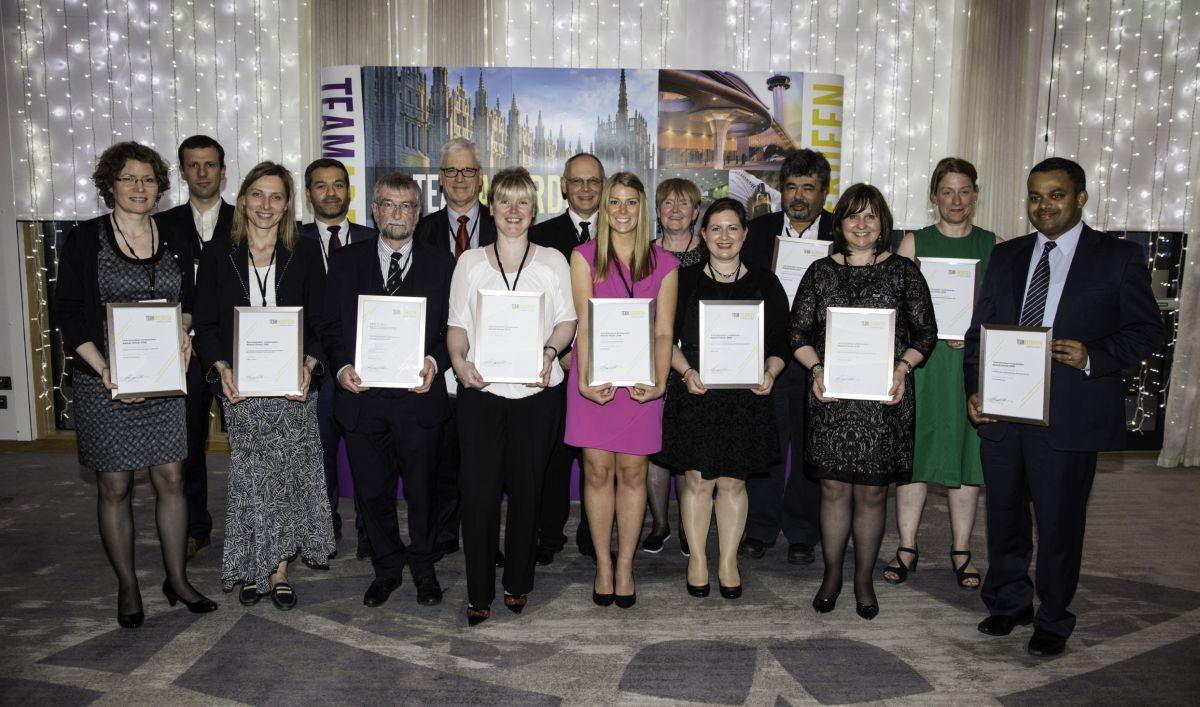 Ambassador Awards - Winners