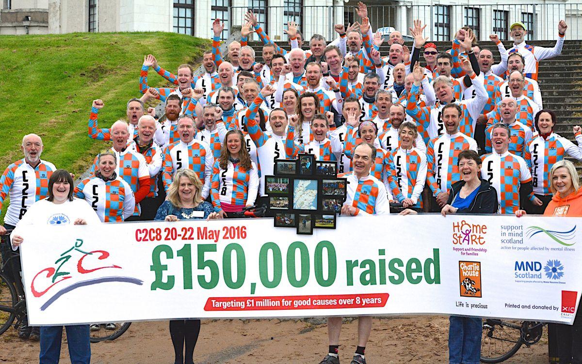 Coast to Coast Challenge 2016