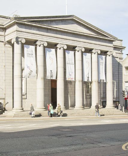 Aberdeen's Music Hall Takes Time Out
