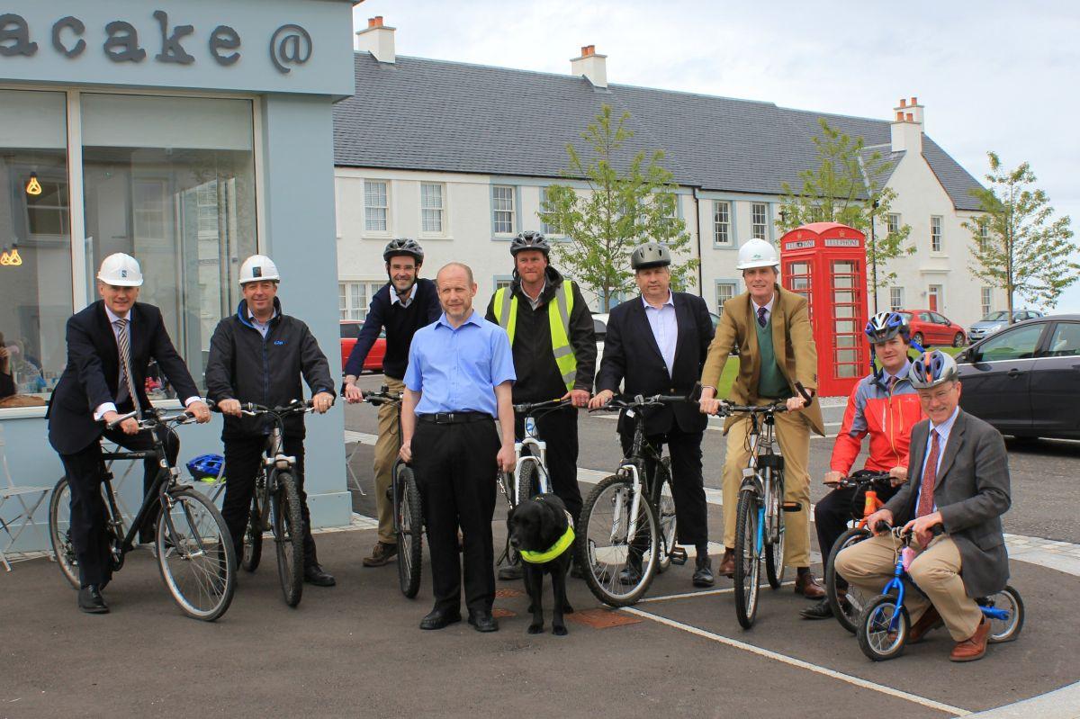 Chapelton Bike Ride