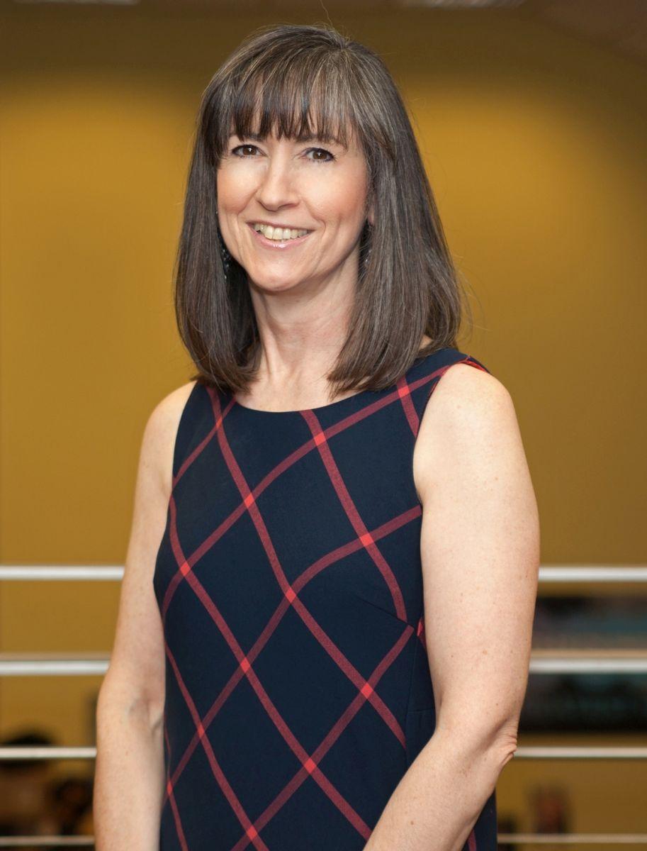 Michelle Ferguson, charity manager, Cash for Kids