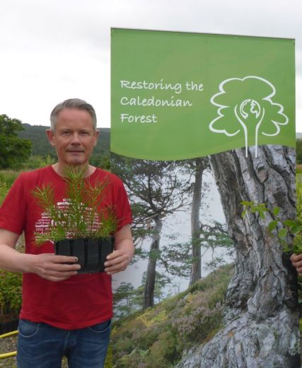 Superdry Donates £12,500 To Save Caledonian Forest