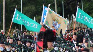 March of the Lonach Highlanders 2016 (2)