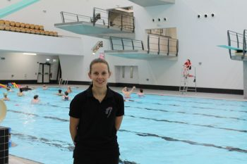Aquatics archives aberdeen voice for Commonwealth pool swimming lessons