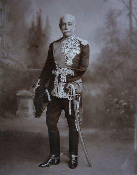 Sir Edward Bradford