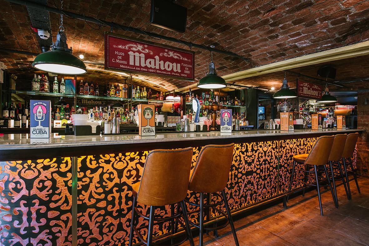 The City Bar And Restaurant Aberdeen