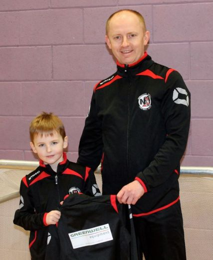 City Family Firm Gives Young Footballers Sense Of Pride