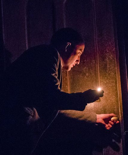 The Woman In Black At HMT - Duncan Harley Reviews