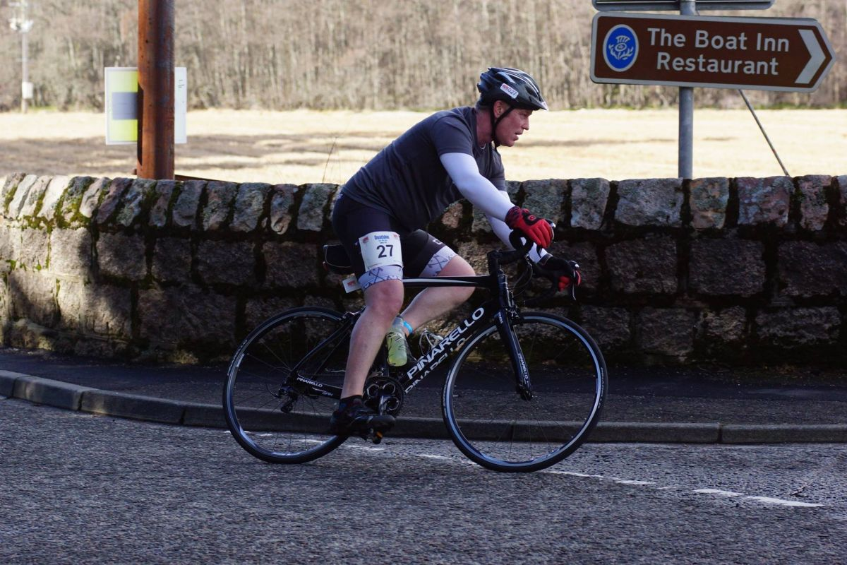 66 Mile Cycle To Fund Incurable Disease Trust - Aberdeen Voice