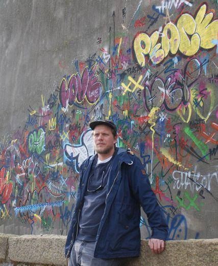 Artists Start Work For Colourful City Festival