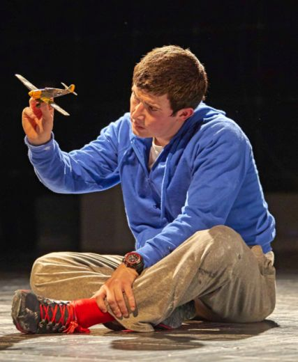 The Curious Incident At HMT - Duncan Harley Reviews