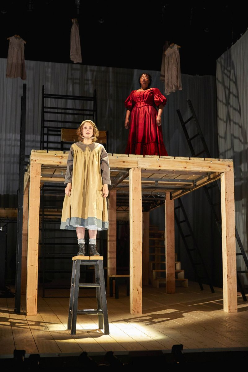 Jane Eyre Hmt Duncan Harley Reviews Aberdeen Voice