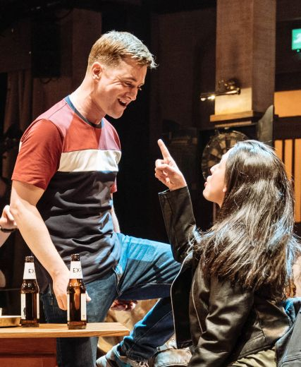 Sunshine On Leith @ HMT - Duncan Harley Reviews