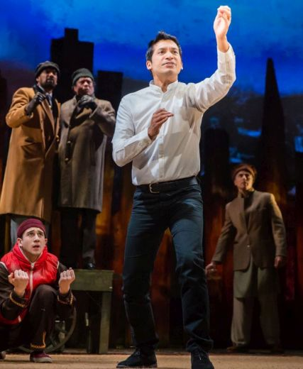 The Kite Runner @ HMT - Duncan Harley Reviews