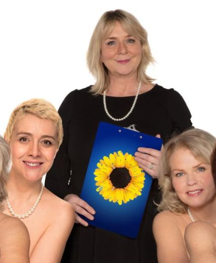 Calendar Girls @ HMT - Duncan Harley Reviews.