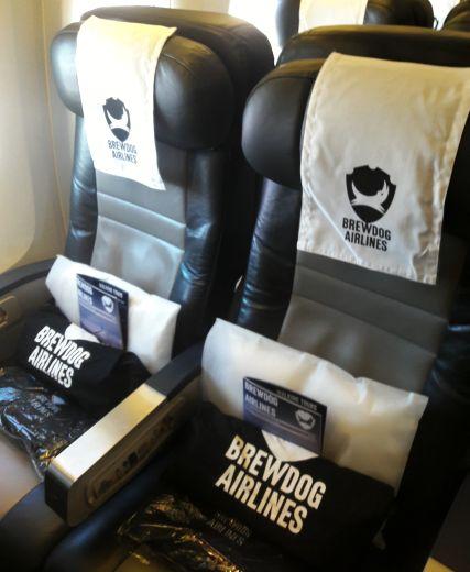 My Brew Heaven: BrewDog Takes Flight