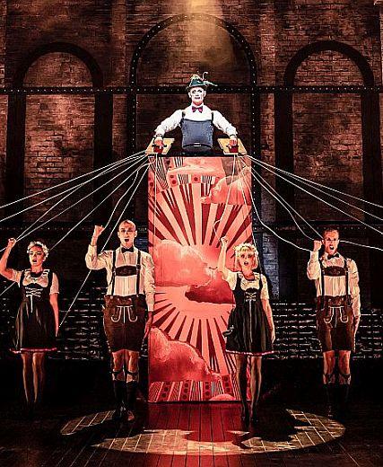 Cabaret @ HMT Aberdeen – Duncan Harley Reviews