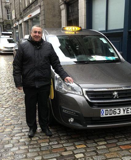 Taxi Driver Grants: ACC's Unreasonable Demands