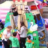 £8,000 Raised At Bon Accord Big Bounce