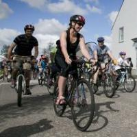 Charity Bike Ride To Include Walkers