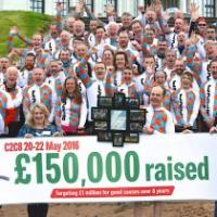 Cycling Challenge Tops £1 Million For Charity