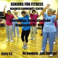 Hanover Community Centre Seniors Fun Fitness