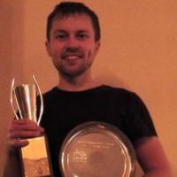 City Magician Conjures Up Two Trophies in Competition