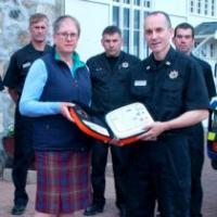 Lonach Fundraising For Lifesaving Equipment