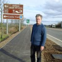 Councillor Ford Welcomes Progress On Cycle Route
