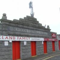 Aberdeen 3 FK Ventspils 0 - Pittodrie Stadium 14.07.16
