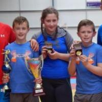 Podium Placings For North-East Wrestlers