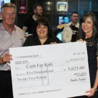 City Pub Regulars Raise Thousands For Children's Charity
